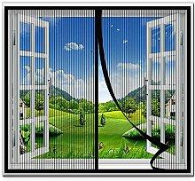 Magnetic Fly Screen Door Window 70x105cm Insulated