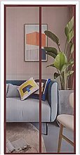 Magnetic Fly Screen Mesh Door, 135cm (Width) x