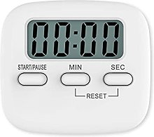 Magnetic Kitchen Timer, LCD Digital Kitchen