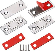 Magnetic Latch Magnet Closet Gate 2 Pieces Very