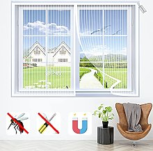 Magnetic Screen Door 125x175cm, Insect Protection