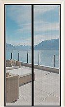 Magnetic Screen Door 30×80 Mesh Curtain Screen