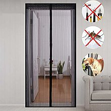 Magnetic Screen Door Curtain 95x205 CM Premium