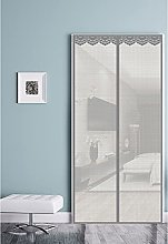 Magnetic Screen Door, Heavy Duty Bug Mesh Curtain