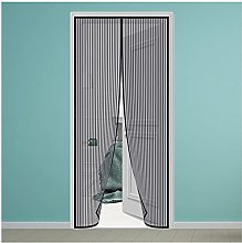 Magnetic Screen Door Mesh Curtain Fly Insect