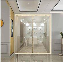 Magnetic Screen Door Reinforced Fiberglass Mesh
