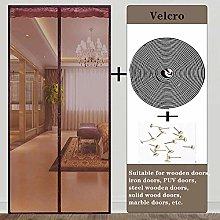 Magnetic Screen Door, Super Strong Fly Mesh, Ultra