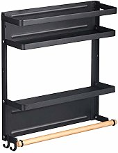 Magnetic Spice Rack Organizer Single Tier
