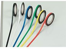 Magnetic Tape, Red, Free Standard Delivery