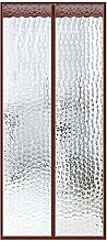 Magnetic Thermal Insulated Door Curtain, Anti