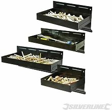 Magnetic Tool Tray Set 4pce 150 - 310mm 868873 -