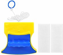Magnetic Window Glass Cleaner Wipes Double-Sided