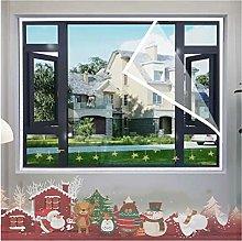 Magnetic Window Insulation Film, Transparent