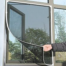Magnetic Window Screen Indoor Curtain Screen with