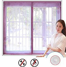 Magnetic Window Screen Mesh,Full Frame