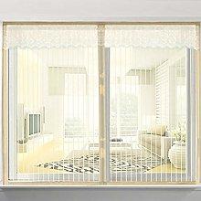 Magnetic Window Screen mesh,Stripe Anti Fly