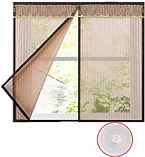 Magnetic Window Screen Net Mesh,Mute Anti-Mosquito
