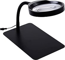 Magnifier Magnifying Glass Observation Table 10