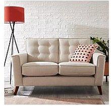 Magnus Fabric 2 Seater Sofa