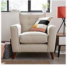 Magnus Fabric Armchair