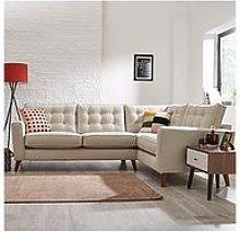 Magnus Fabric Right Hand Corner Sofa