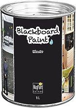 MagPaint Blackboard Paint 1 Litre - Black
