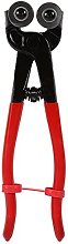 MAGT Double Wheeled Nippers Mosaic Plier, 200mm