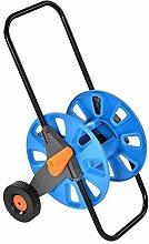 MAGT Garden Watering Trolley, Portable Reel Cart &