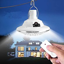 MAGT LED Bulb, Portable Solar Powered 22 LED