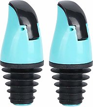 MAGT Oil Bottle Pourer Stopper, 2Pcs