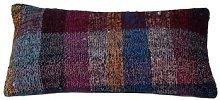 Mahala - Rag Rug Kilim Cushion 30x60cm