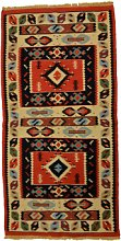 Mahala - Small Serbian Kilim Rug