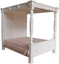 Mahogany Bed Frame Astoria Grand Finish: Antique