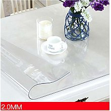 MAI&BAO Tablecloth Oilcloth PVC Transparent