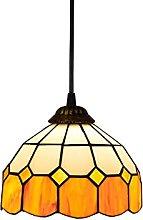 MAIDEHAO Pendant Lamp, Tiffany Style Chandelier