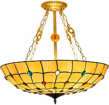 MAIDEHAO Tiffany Style Hanging Lamp Chandelier