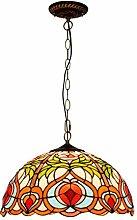 MAIDEHAO Tiffany Style Pendant Light, Chandelier