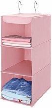 MaidMAX Hanging storage, 3 Tiers wardrobe storage