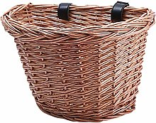 MAILIER Bike Basket with Band Strap for women and