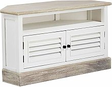 Maine Furniture Co Cape Cod Corner TV Cabine