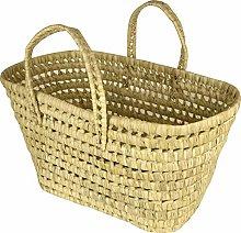 MAISON ANDALUZ Moroccan Open weave shopping basket