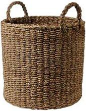 Maison Bengal - Large Woven Hogla Storage Basket -