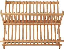 Maison by Premier Wooden Dish Rack