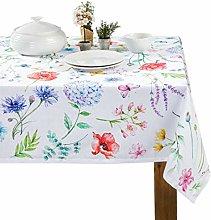 Maison d' Hermine Just Florals 100% Cotton