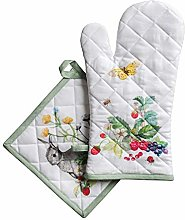 Maison d' Hermine Printemps 100% Cotton Set of