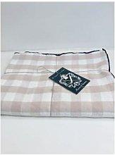 Maison de Vacances - 145 x 240cm Vichy Tablecloth