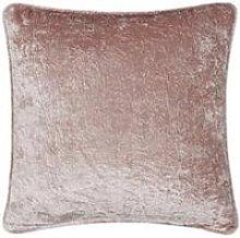 Maison Morgan Crushed Velvet Cushion