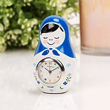 MAISONICA Blue & White Metal Russian Doll