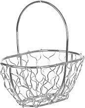 Maisons Wire Mesh Decorative Basket Lily Manor