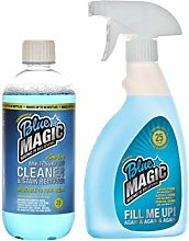 Makes up to 50 Bottles, Blue Magic Stain Remover